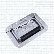 Free доставка металлической ручкой сумка box hardware частей весна ручка воздуха коробка ручка toolbox equipmet случае инструмент тянуть звук ручка