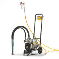 Wagner Hero 23D machine airless spray painting for building