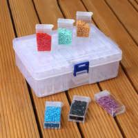 42 Grids Diamond Painting Tools Beads Container Rhinestone Storage Box Diamond Painting Accessories Tools the Lowest Price