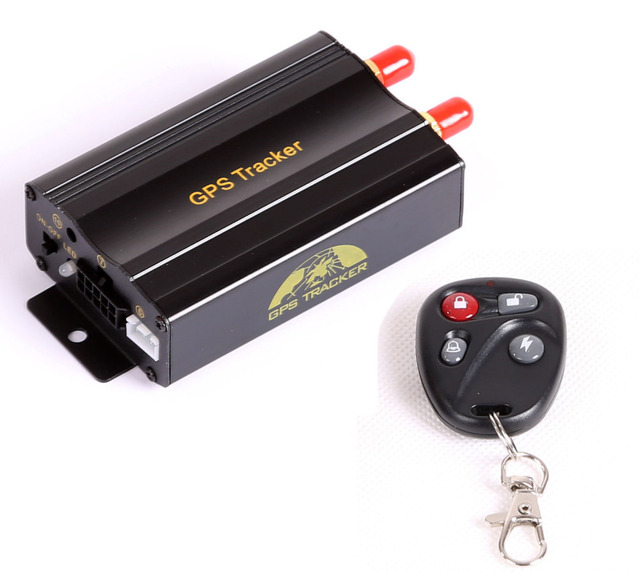 coban vehicle gps tracker tk103b realtime car gps gsm gprs sms