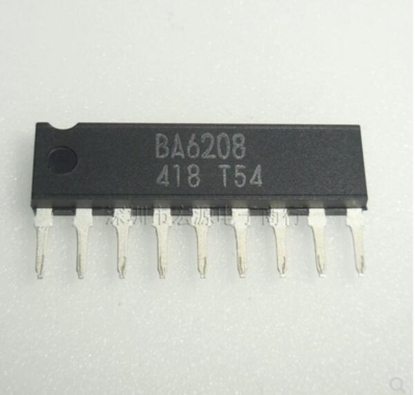 Module <font><b>BA6208</b></font> BA6209N BA6290A BA6238AN 5PCS-300PCS Original authentic and new Free Shipping image