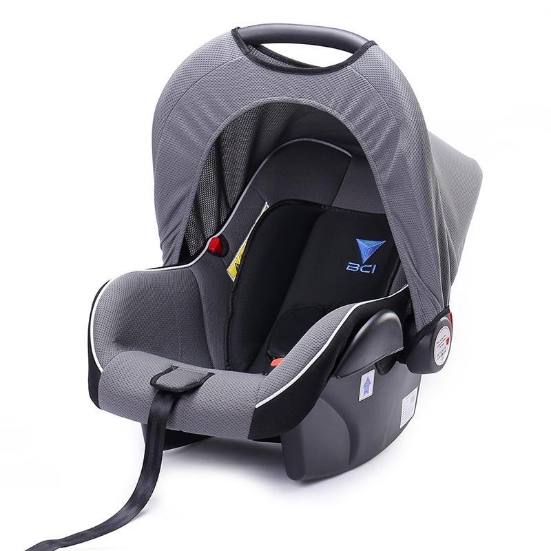 2018 New infant carrier car child safety seat newborn stroller basket 0-13KG стоимость