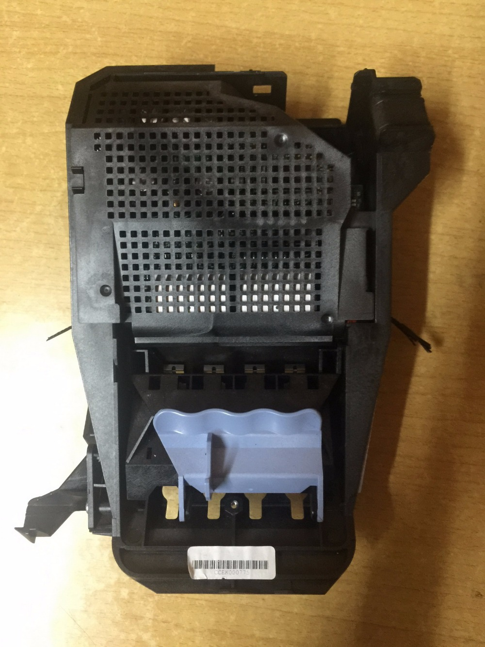 Pulloed out original FOR HP DesignJet Printer 500 800 Printhead carriage assembly C7769-69376 /C7769-69376 1piece carriage assembly for hp designjet 500 510 plotter c7769 69376