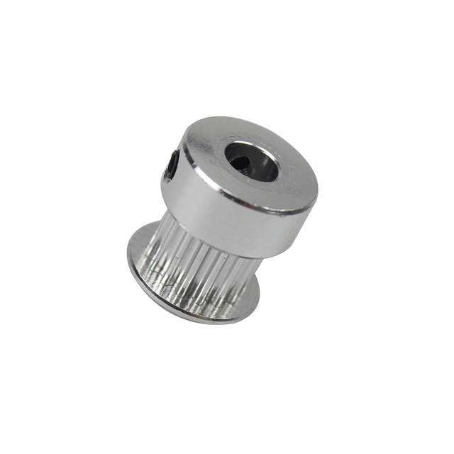GT2 Timing Pulley 16teeth ( 16 Teeth ) Tooth Aluminium Part Bore 5mm Fit For GT2 Belt Width 6mm