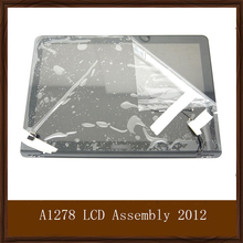 """Original New A1278 Complete LCD Screen Display With Cover Case Assembly For Apple Macbook Pro 13"""" 2012 MD101 MD102 MD313 MD314"""