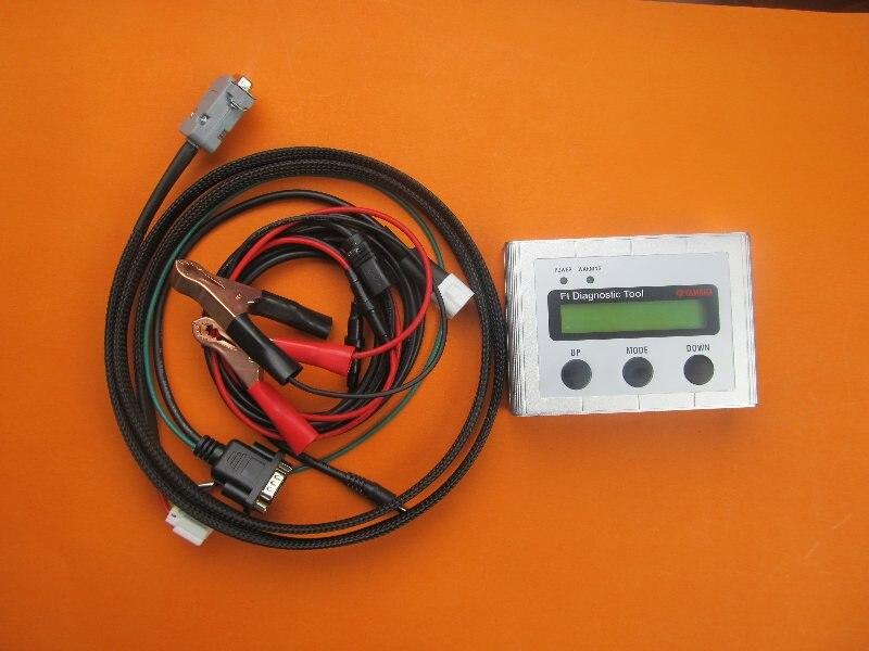 Motorrad scanner für yamaha motorrad diagnose tool Handheld professionelle Für yamaha motor scanner neueste version