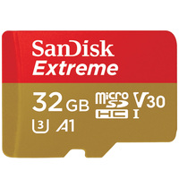 SanDisk U3 A1 Class 10 Micro SD Card 100MB/s 256GB 128GB 64GB 32GB Memory Card SDXC SDHC microsd Flash TF Card