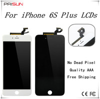 3PCS LOT AAA Quality No Dead Pixel Ecran For IPhone 6S Plus LCD Display With 3DTouch