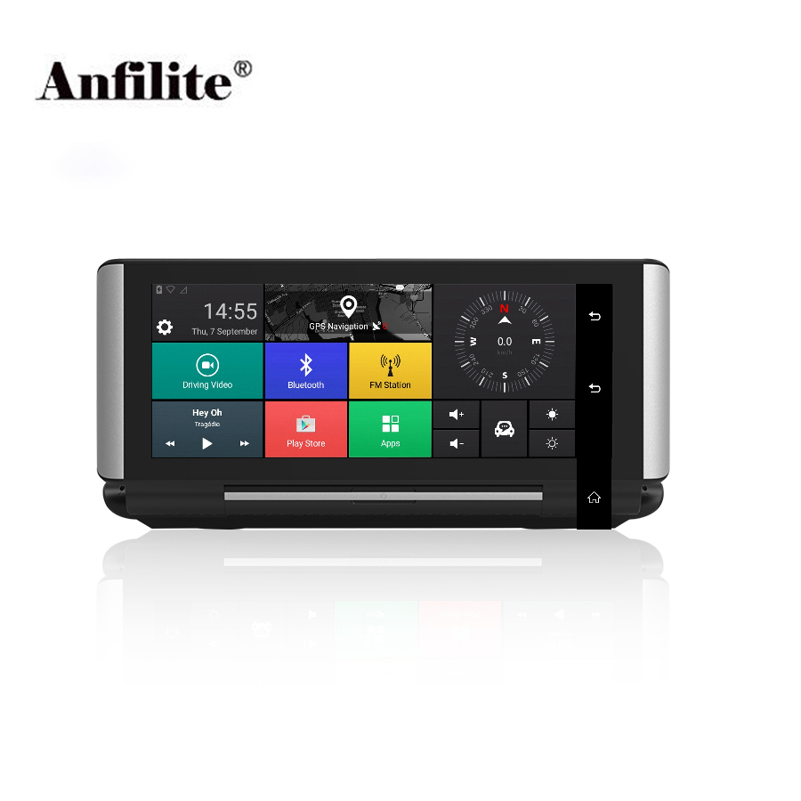 Anfilite 6 86 inch 3G 4G Car DVR GPS Navigation ADAS Android 5 1 1G 16G