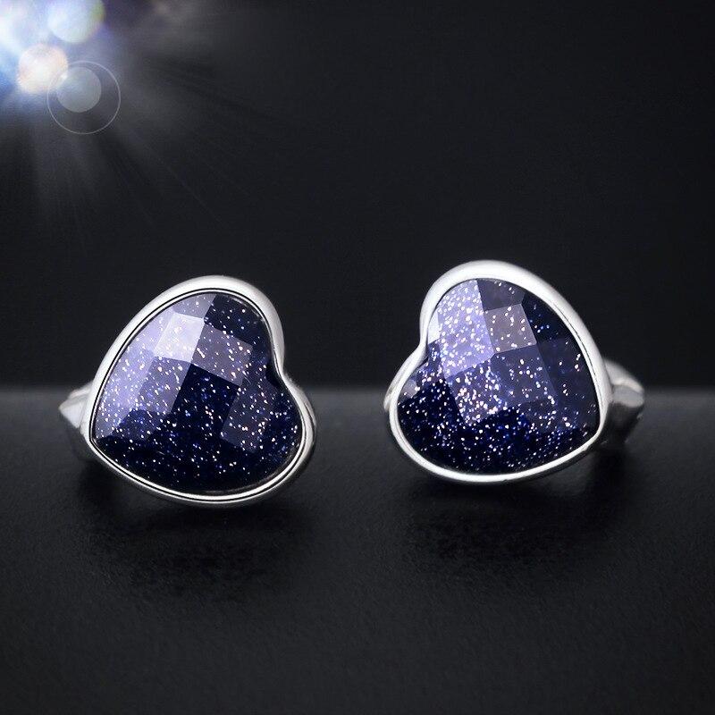 Elegantní jemné náušnice 925 mincový stříbrný náušnice pro - Šperky