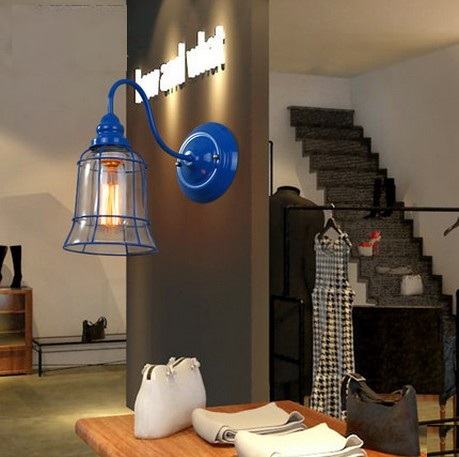 Retro Loft Style Edison Wall Sconce Vintage Wall Lamp For Home Antique Industrial Wall Light Indoor Lighting Lanpars Pared