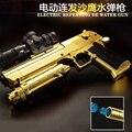 ZUANLONG Marca Desert Eagle Arma Carabina Pistola de Brinquedo Macio Bala Arma de Paintball Jogo Modelo de Arma de Brinquedo Pistolas Frete Grátis