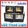 50w RGB Remote Control Led Floodlights 110v 220v 240v LED Flood Lights 12v 24v IP65 Outdoor
