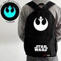 backpacks Hippie Luminous backpack for teenager boy  mochila leisure bag Star Wars backpack men fashion canvas