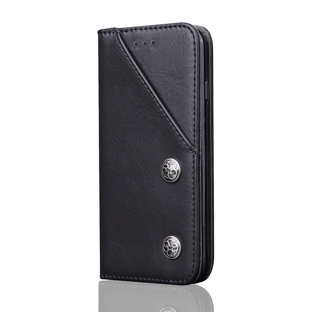 YeeSite For Apple iPhone 7 Case Cover Luxury PU Leather Flip Wallet Case For iPhone 7 4.7 Inch Hard Back Cover With Card Holder