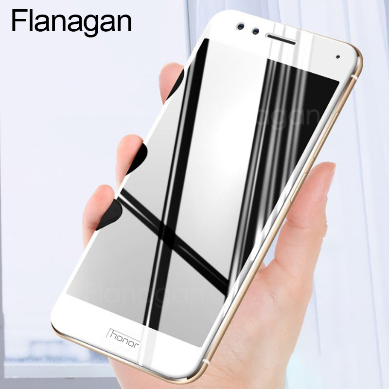 FlanaGan Tempered Glass For Huawei Honor 8X Max 7X 6X 7A Pro Screen Pro
