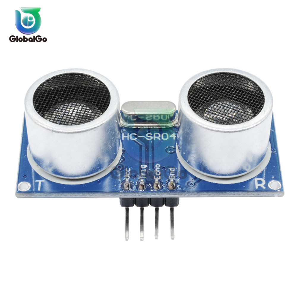 5 pcs/Lot HC-SR04 HCSR04 Ultrasonic Wave Detector Ranging Module HC-SR04 HC SR04 HCSR04 Distance Sensor for arduino image