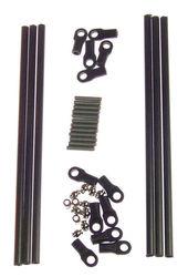 SWMAKER 6 sztuk * 3D drukarki pręty ramiona silne ścianie sprawia  że 500mm pręt zestaw