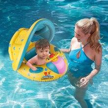 Детские Для детей, на лето Плавание ming бассейн Плавание ming кольцо надувные Лебедь Плавание поплавок вода Fun бассейн игрушки Плавание кольцо сиденья Лодка водные виды спорта