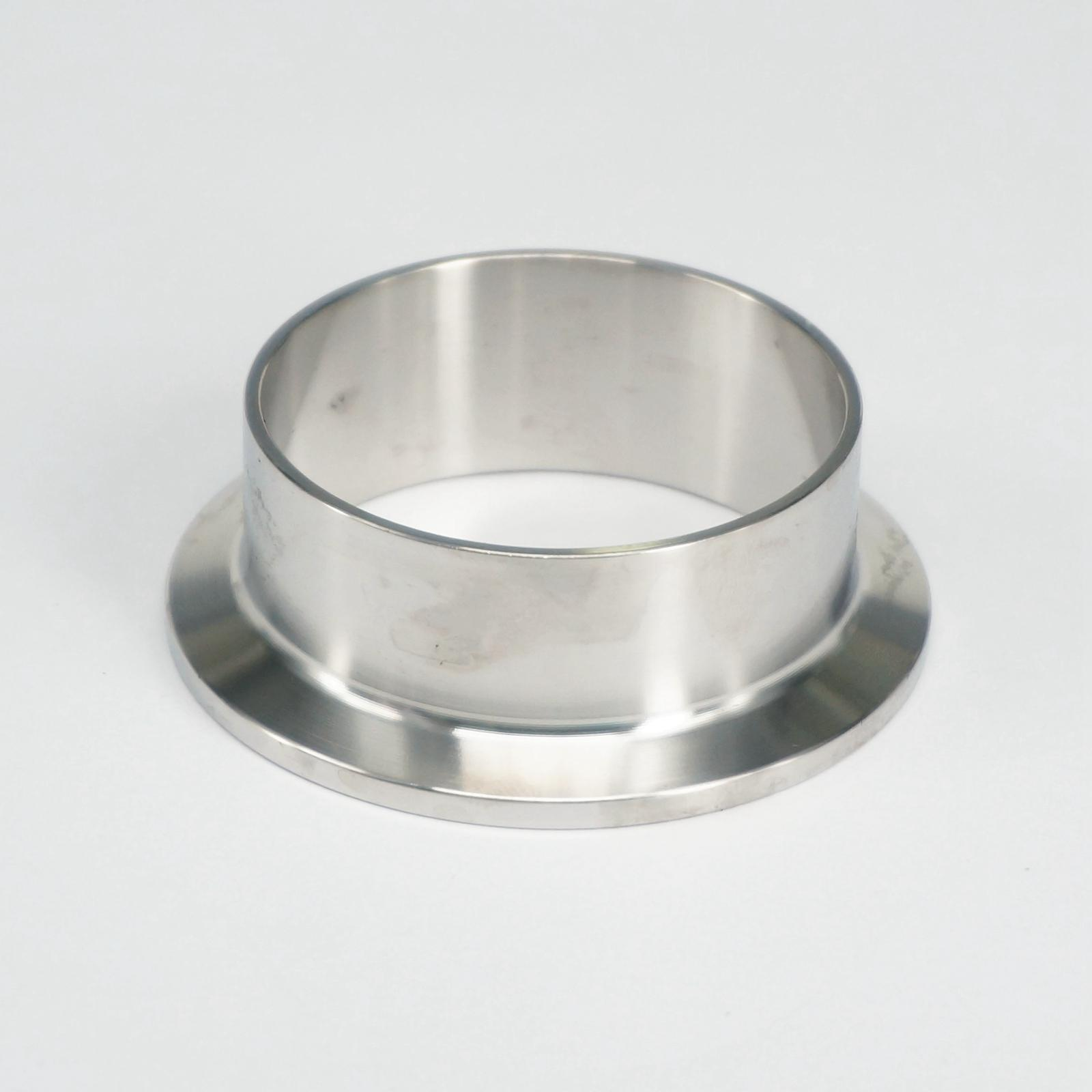 Mm tube o d quot tri clamp weld ferrule stainless