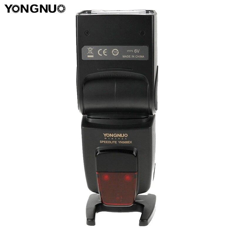 Yongnuo YN568EX YN 568EX TTL высокоскоростная Вспышка Speedlite для Nikon D750 D7000 D4 D800 D610 D600 D800E D7100 D7200 D5200 D5300 DF