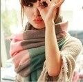 2016 Кашемир шерстяной шарф Кисточкой шаль пашмины bufandas bufanda Толщиной Плед женщин зимние шарфы
