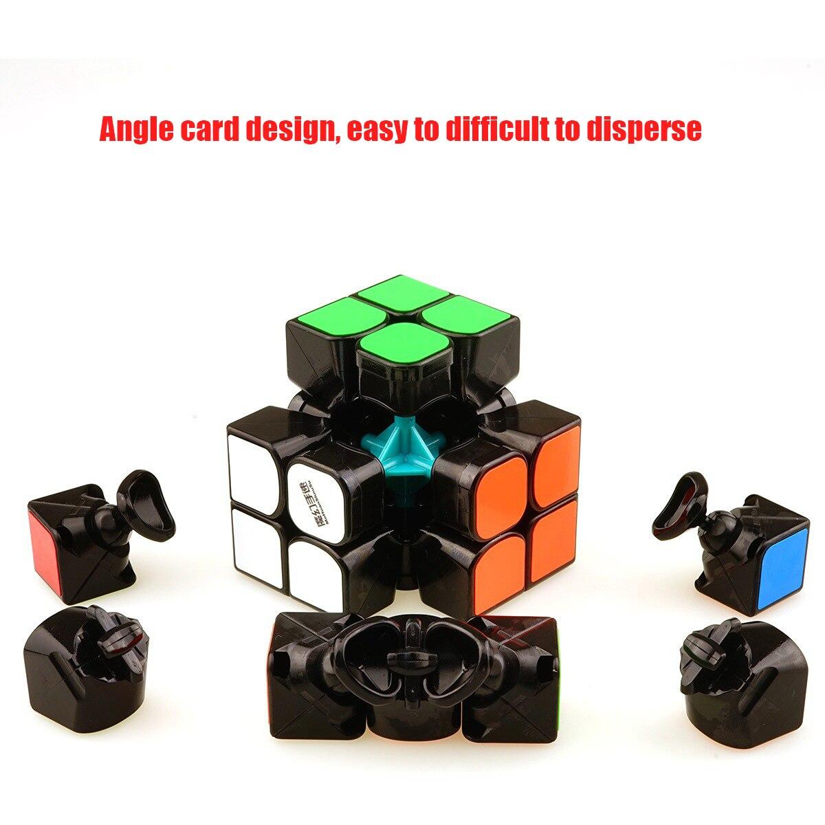 Cubos Mágicos velocidade enigma cube valk 3 Estilo : 5.5*5.5*5.5