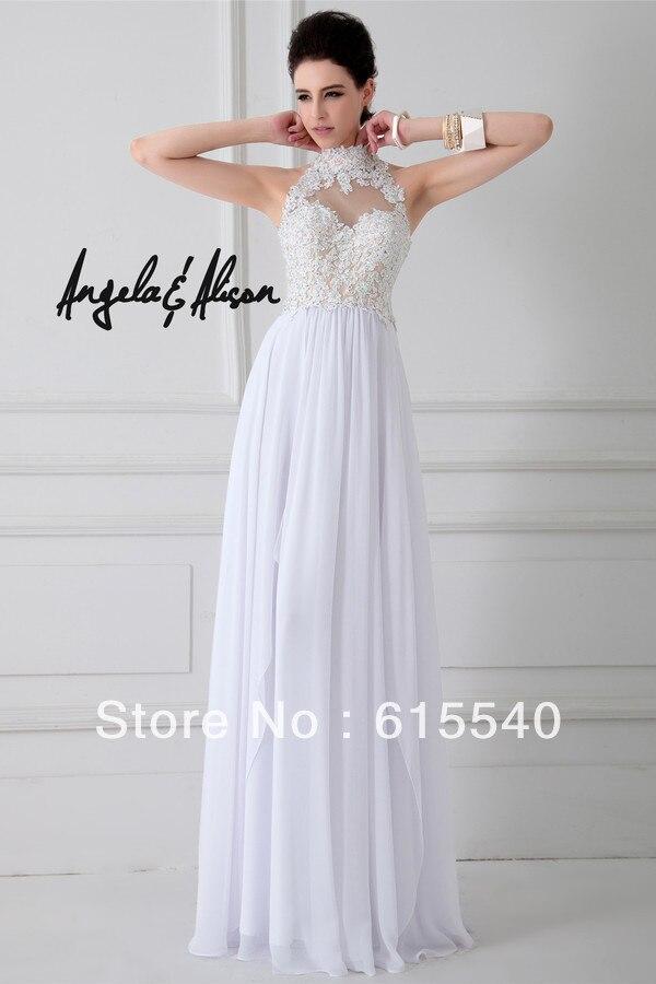Prom Dresses Rental Alternative Nyc Short Formal Long White A Line ...