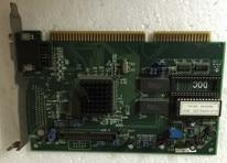 FLAT-PANEL/CRT BIOS TP6508 5081.HMC V1.1 ISA Bus LCD/CRT VGA Card for Industrial equipment board PLC-508 V1.1