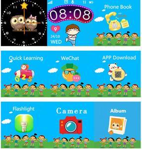 Image 5 - Nuovo Q528 Bambini Astuto di GPS Della Vigilanza Con La Torcia Elettrica Del Bambino Della Vigilanza da 1.44 pollici di Chiamata SOS Dispositivo di Posizione Tracker per il Capretto di Sicurezza orologi