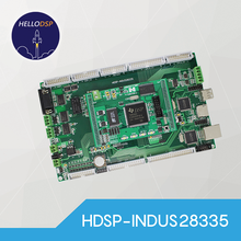Полная изоляция связи в HDSP-INDUS28335 DSP Совет по развитию TMS320F28335 Совет по развитию