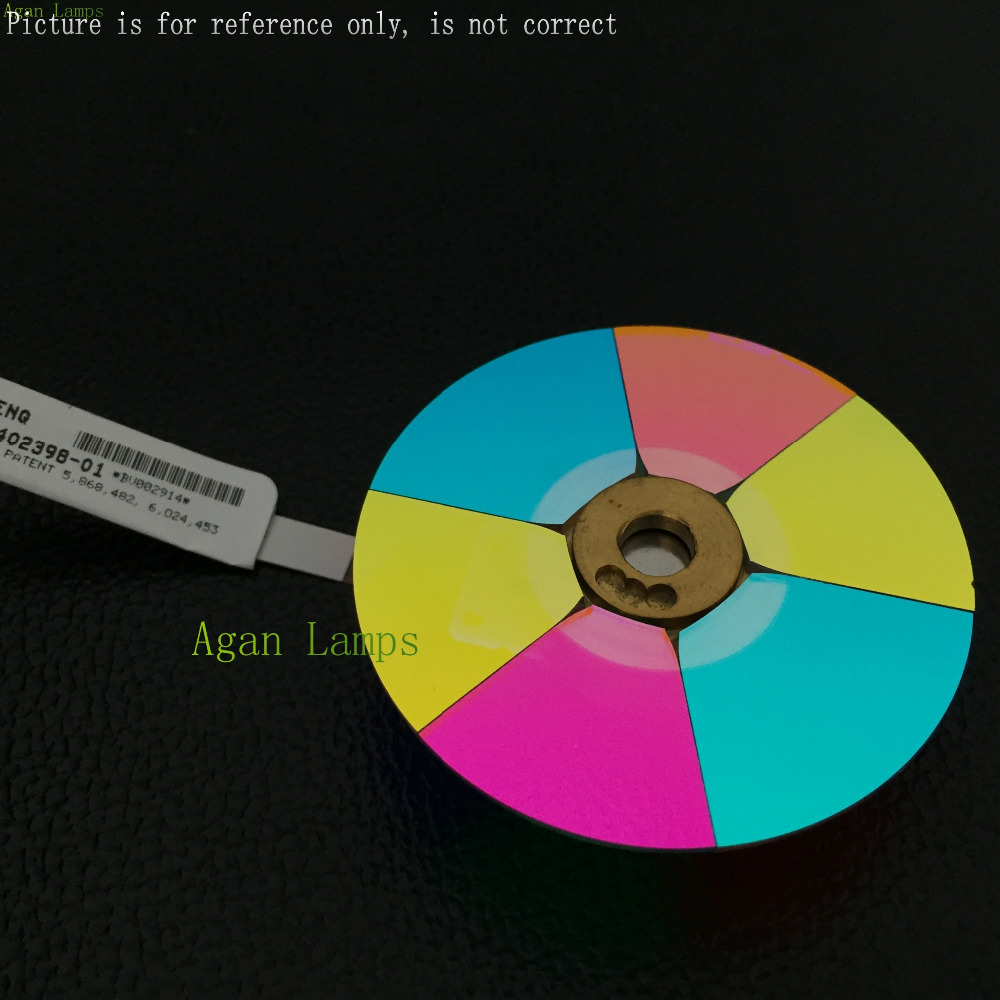 100% NEW Original Projector Color Wheel for Optoma HD21 wheel color