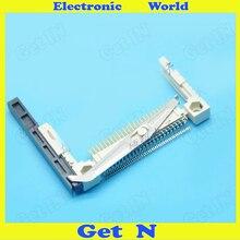 10 шт. высококачественный держатель для карт CF Тип 4 мм высота 26 мм длина CF 50 контактов разъем CF