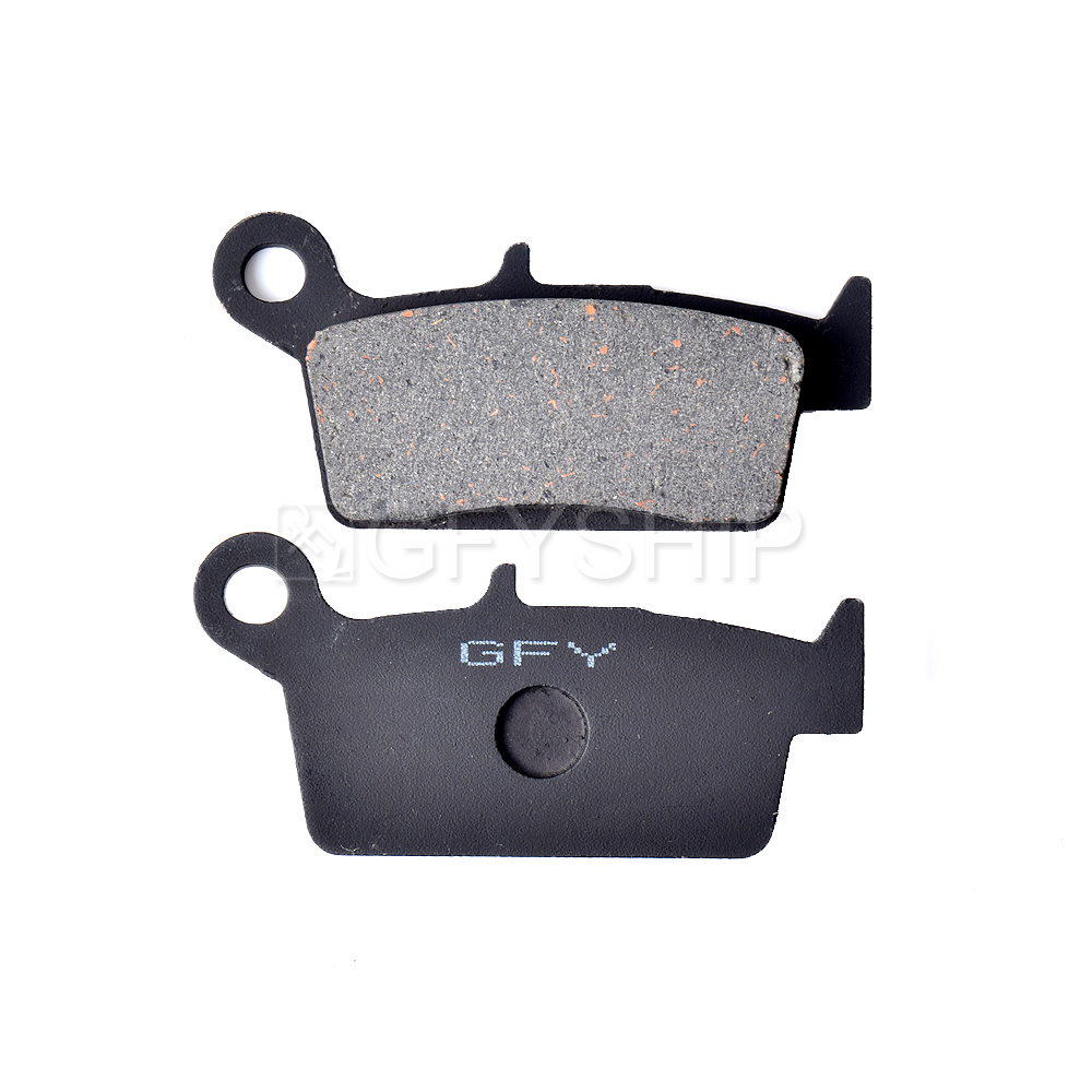 For HONDA CR85 R RB 2003 2004 2005 2006 2007 CR 85 Motorcycle Front Rear Brake Pads Disks