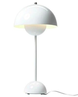Вернер Пантон горшок VP1 подвесной светильник горшок лакированный настольная лампа