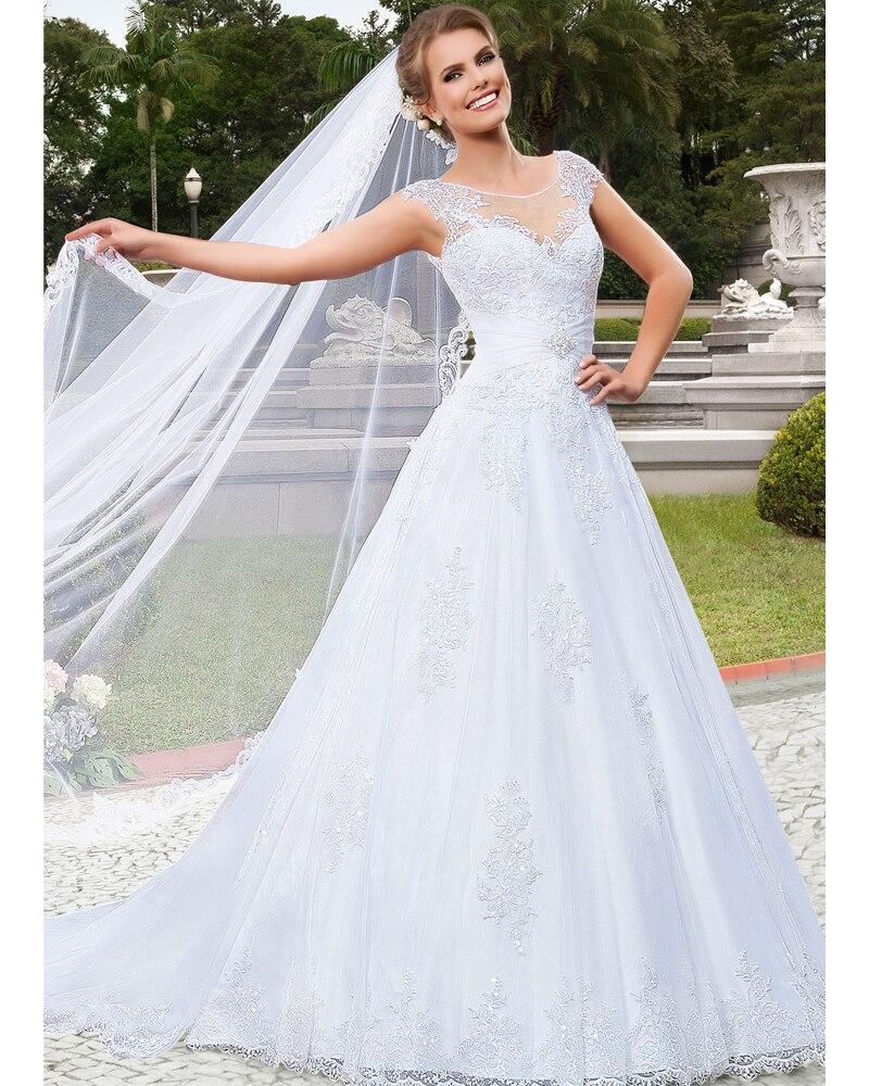 Aliexpress.com : Buy Vestido De Noiva Sereia Sexy Lace