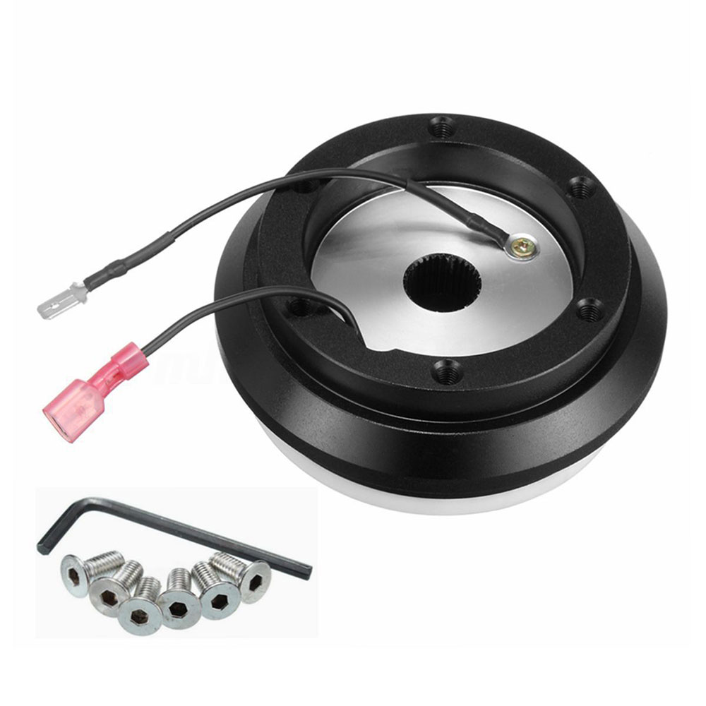 Адаптер Ступицы Авто адаптер ступицы прочный автомобильный концентратор адаптер автомобильные спортивные инструменты рулевое колесо короткие профессиональные для Honda Civic CRX