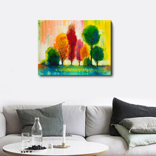 Abstract Canvas Calligraphy Painting Posters Prints Wall Art Graffiti Trees Home Kitchen Bathroom Decoration Accessories