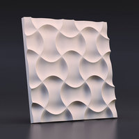 Concrete Wall tile decoration silicone mold cement brick mold Cement tile silicone molds 28*2cm