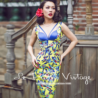 FREE SHIPPING Le Palais Vintage 2016 Aummer New Arrival Sexy Elegant Hit Color Low Cut Corset