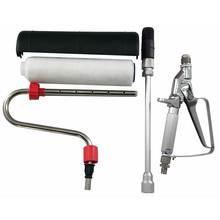 Pole Gun-Adapter Spray-Gun Paint-Sprayer Pressure-Roller Airless with 30cm And 23x7cm