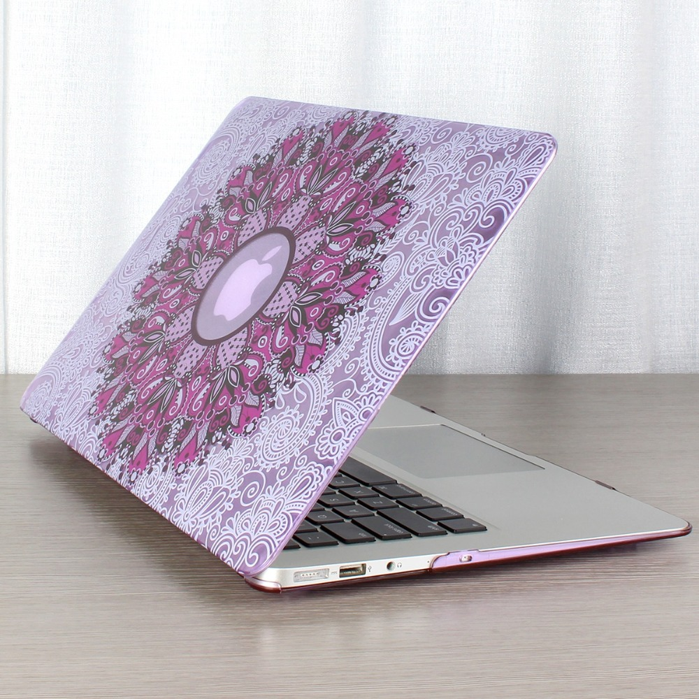 Mandala Print Case for MacBook 69