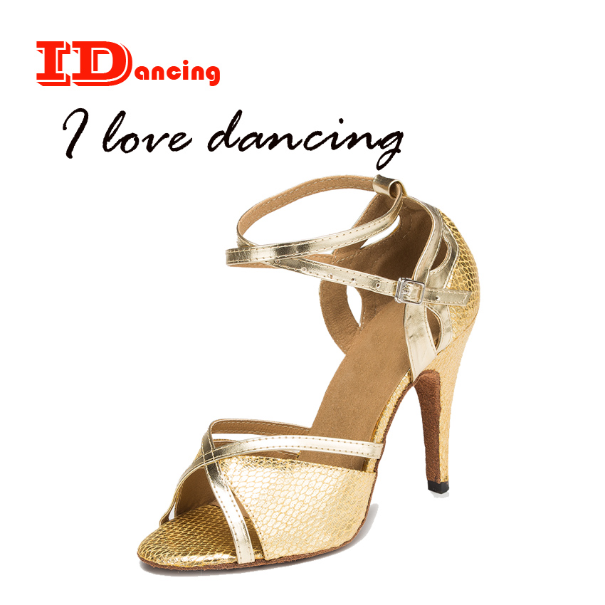 Detail Feedback Questions about IDancing Dance Shoes Women Ballroom Latin  Salsa Dancing Shoes Glitter Dance shoes Party Square Tango Professional  Shoes on ... 3b4d305f2a66