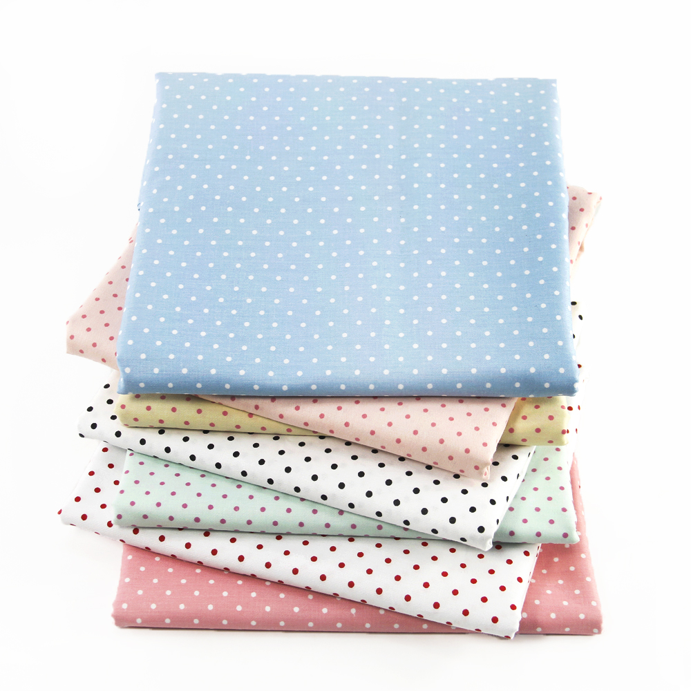 David accessories 50*145cm patchwork printed cotton fabric for Tissue Kids Bedding home textile for Sewing Tilda Doll,c1983