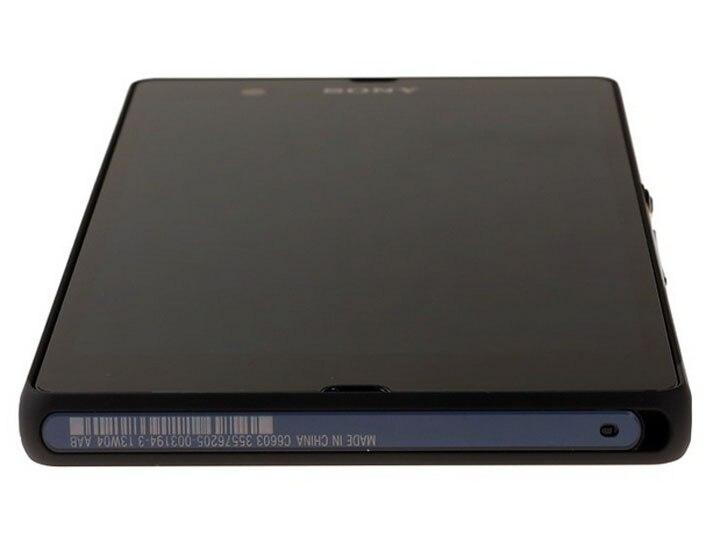 Мобильный телефон Sony Xperia Z L36h C6603 3G и 4G, четырехъядерный процессор 5,0 дюйма, 2 Гб ОЗУ, 16 Гб ПЗУ, камера 13,1 МП, разблокированный сотовый телефон