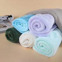Высокое качество, одеяло для домашних животных, одеяло для собак, супер мягкое теплое Коралловое бархатное одеяло для питомника, одеяло для кошек и собак, 50*70 см