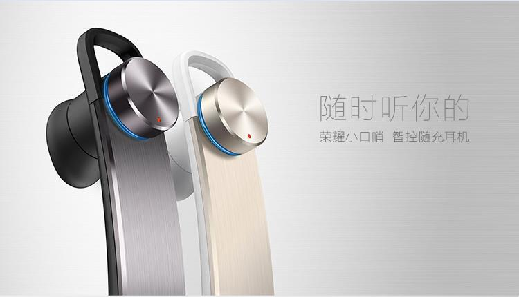 En Stock D'origine HUAWEI Honor Bluetooth Écouteurs AM07 Petit Sifflet Commande Vocale Téléphones Message Alerte Chargeur Pour Huawei Téléphone