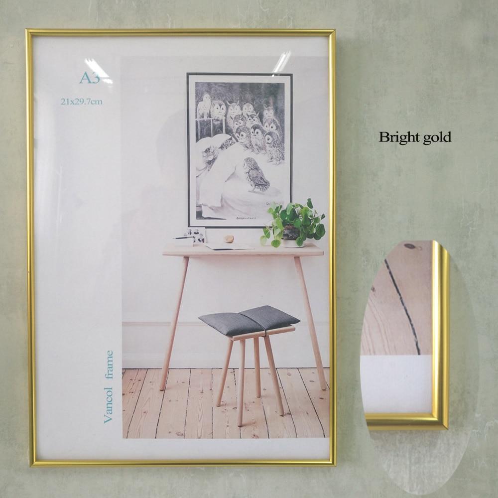 Nett Gold Plakatrahmen Ideen - Benutzerdefinierte Bilderrahmen Ideen ...