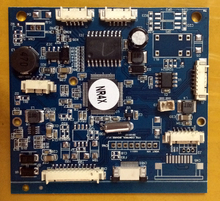 Color image PCB Sensor Board CCTV Camera Module Chipboard Mainboard Replacement for PTZ IP Camera HD 1080P 2MP Model NR4X-200SD