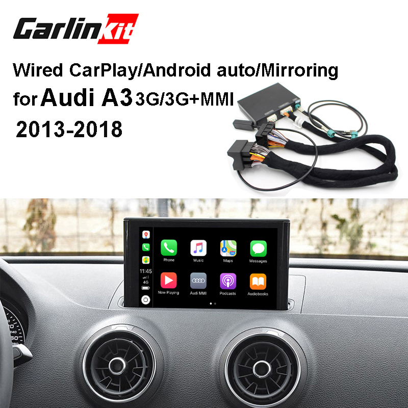 Video Interface With Apple Carplay Android Auto DVD For A1